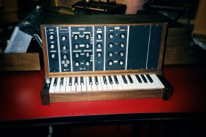 Minimoog Model A (Foto:Mark Vail, courtesy of the Audities Foundation/Cantos Music Foundation)