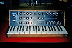 Minimoog Model B Prototyp (Foto: Mark Vail, courtesy of the Audities Foundation/Cantos Music Foundation)