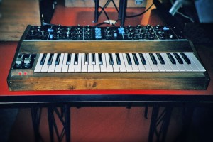 Minimoog Model C (Foto: Mark Vail, courtesy of the Audities Foundation/Cantos Music Foundation)