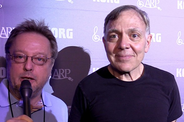 ARP Odyssey David Friend Interview