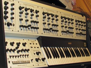 Oberheim Four Voice, Foto: Mark Vail