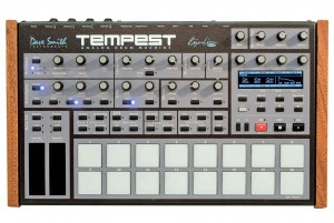 DSI Tempest analog drum machine