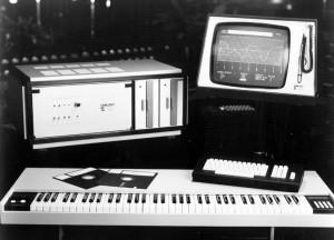 Fairlight CMI im Studio