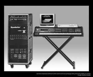 NED Synclavier Direct-to-Disk-System