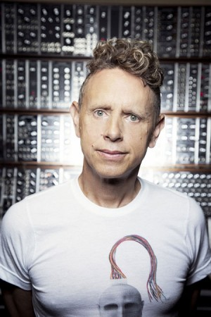 Martin Gore, Foto: Travis Shinn, Keyboard Mag