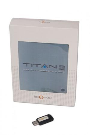 Best Service Titan 2 Boxed Version