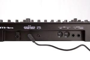 Roland System-1m Anschlüsse