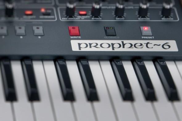 Prophet-6 Test