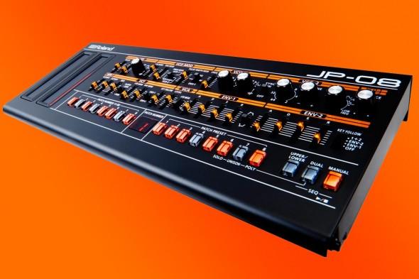 Roland JP-08 Boutique Synth Testbericht