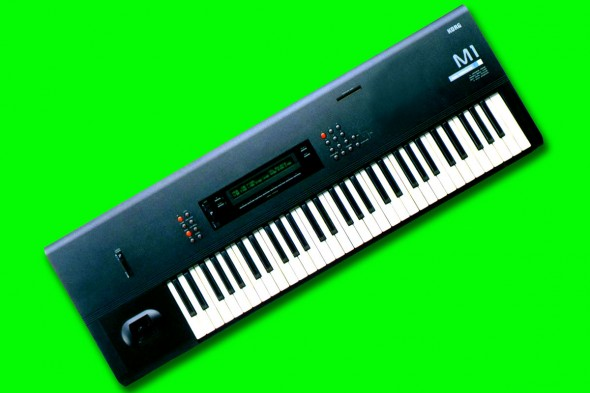 Korg M1– DIE Workstation!