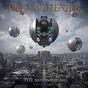 "Jordan Rudess Interview: Das Albumcover zu ""The Astonishing"""