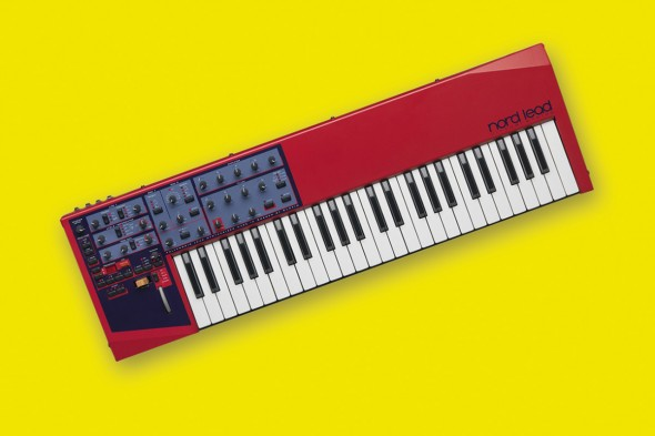 Wegweisende Synthesizer, Teil 9: Clavia Nord Lead (Foto: Hersteller)