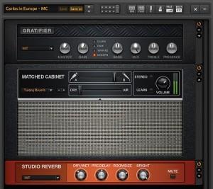 Schritt 3: Arpeggiator mit vorgeschaltetem Chord. (Foto: KeyboardMag.com)