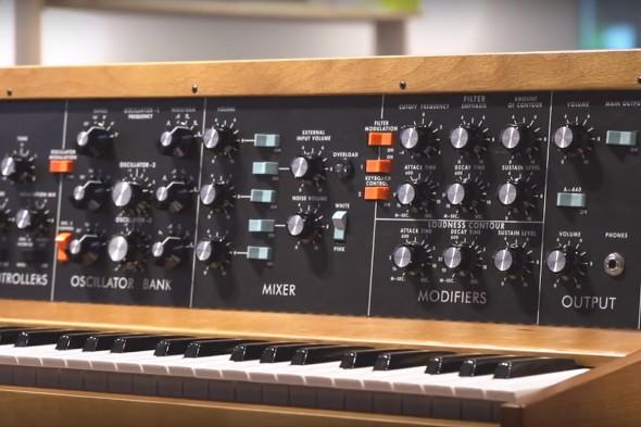 Moog: Minimoog Model D wird wieder produziert