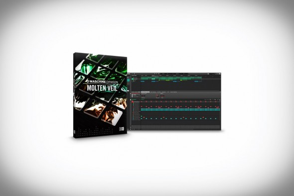 Native Instruments Molten Veil - neue MASCHINE Expansion