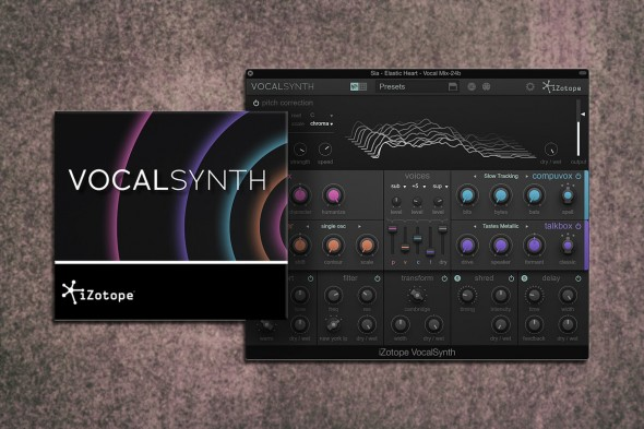 iZotope VocalSynth-Plugin