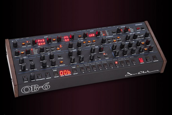 DSI OB-6 ab Herbst auch als Desktop-Version