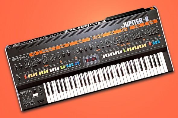 Synthesizer von gestern: Roland Jupiter-8