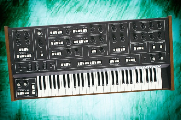 Elka Synthex: Der Synthesizer der Orgelbauer