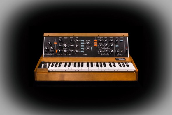 Minimoog Model D: Produktion angelaufen