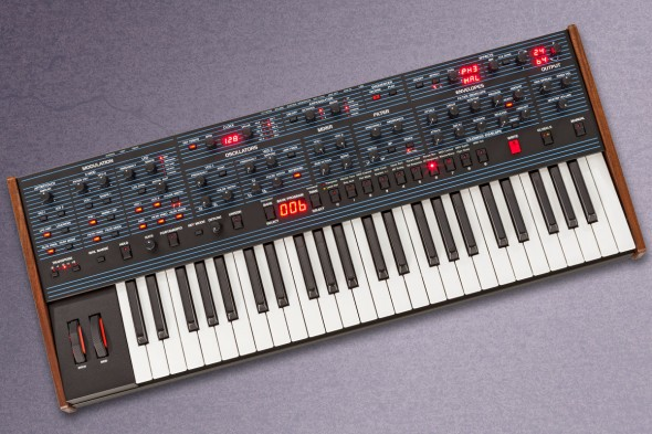 DIS OB-6 Synthesizer Oberheim