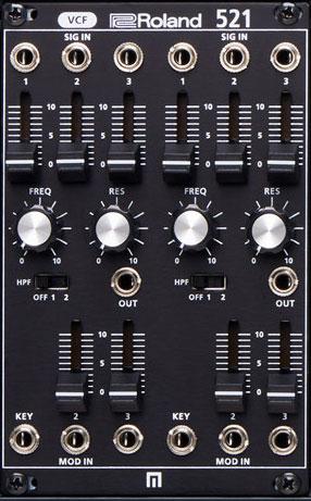 Roland SYSTEM-500:...Modul 521...