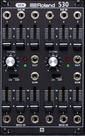 Roland SYSTEM-500:...Modul 530...