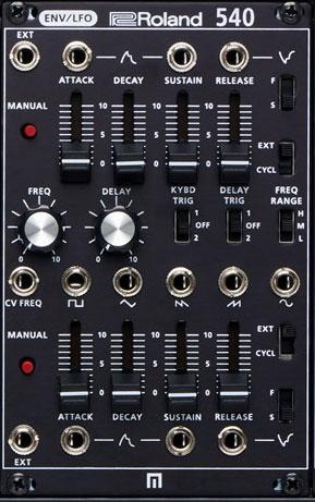 Roland SYSTEM-500:...Modul 540...