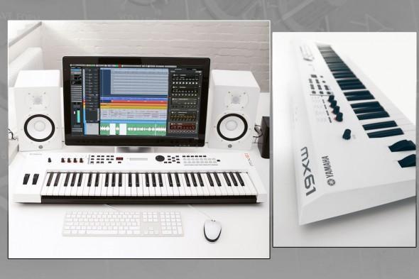 Yamaha MX-Synthesizer: Überarbeitete Modelle