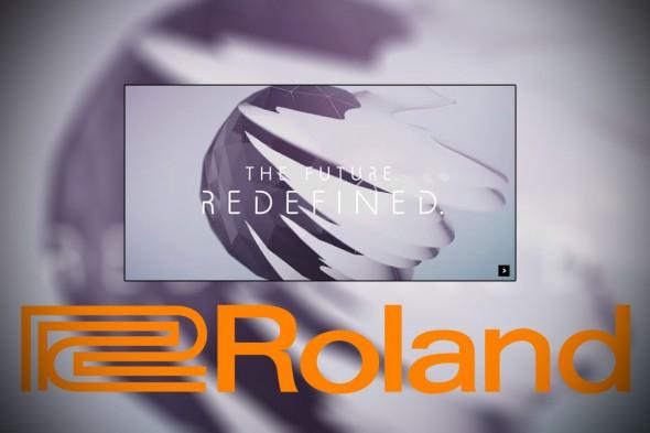 Roland zeigt auf dem 909 Day weltweit neue Produkte