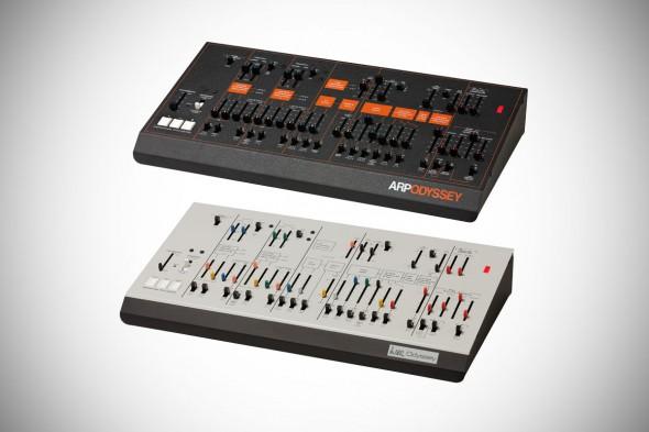 Arp Odyssey Rev 1 und Rev 3 erhältlich