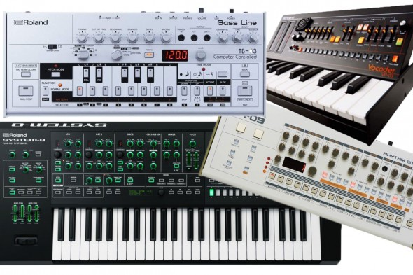 Leaks vor dem Roland 909 Day (Bilder: sequencer.de)