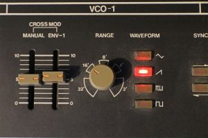 Cross-Modulation beim Roland Jupiter-6