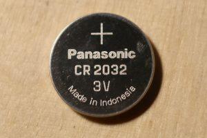 Speicherbatterie CR2032