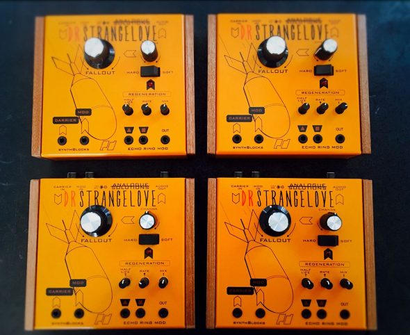 Analogue-Solutions-Strangelove