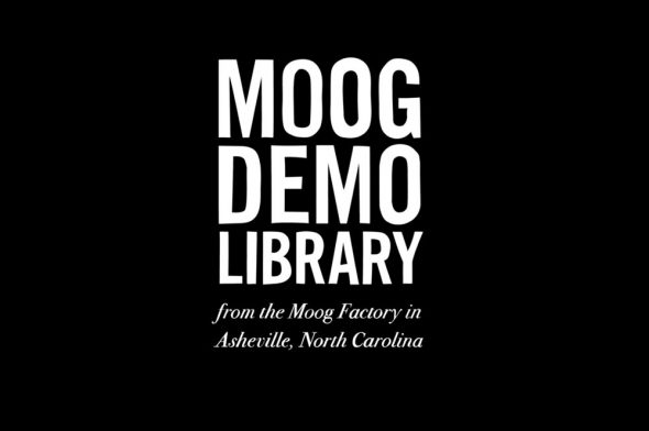 Moog Demo-Library
