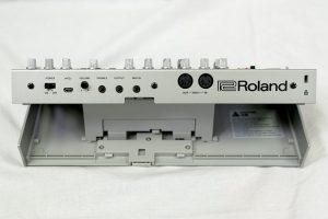 Roland TB-03 Testbericht Anschlüsse