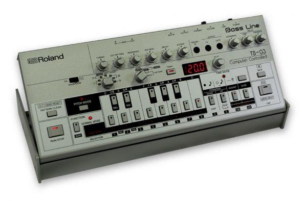 Roland TB-03 Testbericht