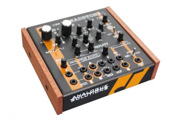 Analogue-Solutions-Treadstone