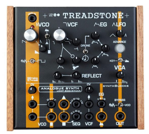 Analogue Solutions Treadstone, Foto: Hersteller