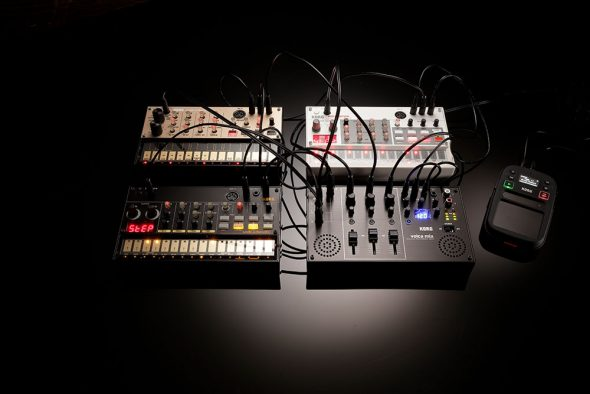Korg Volca Mix News