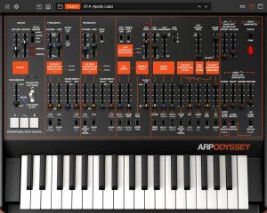 ARP Odyssey Plug-in Rev3