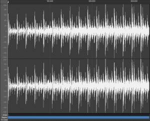 Synthesizer-Effektsound