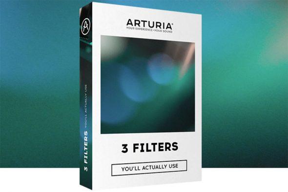 Arturia-3-Filters