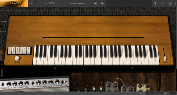 Arturia V Collection 6 Test – Clavinet D