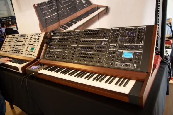 Schmidt Synthesizer auf der Superbooth 2018