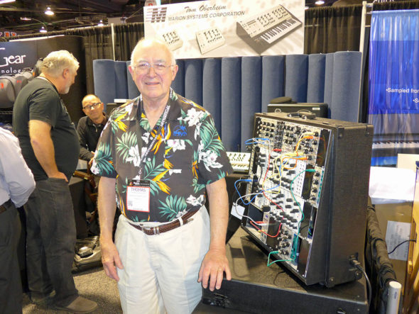 Tom Oberheim - Eine Synthesizer Legende