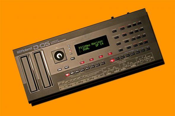 Roland D-05 Test Testbericht
