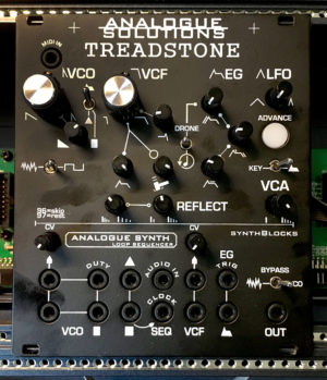 Die Eurorack-Version des Analogue Solutions Treadstone