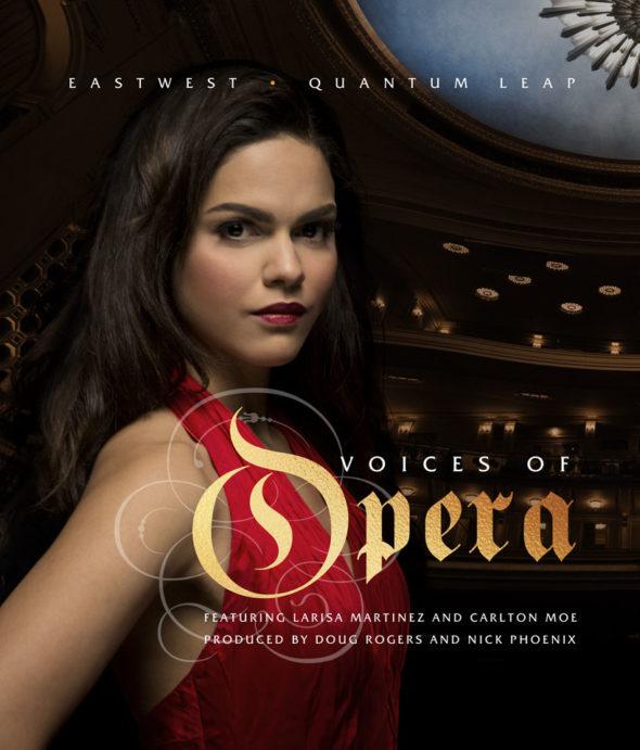 Voices of Opera widget sich dem Operngesang